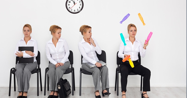 """How to answer the interview question - """"What makes you ..."""
